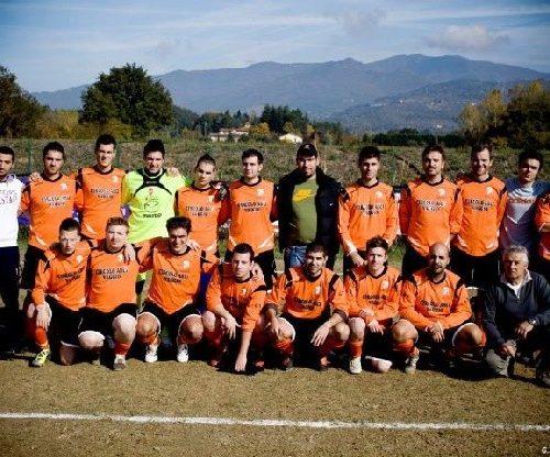 Sparta Reggello 2012-2013