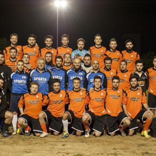 Sparta Reggello 2014-2015