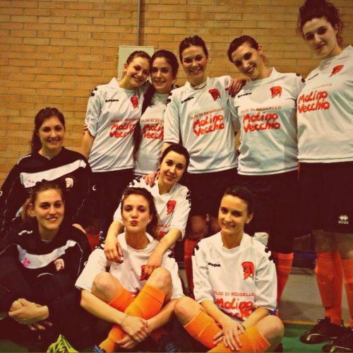 Sparta Reggello Femminile 2014