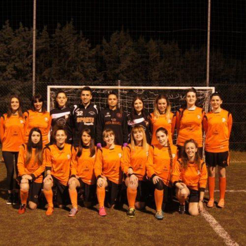 Sparta Reggello Femminile 2016-2017