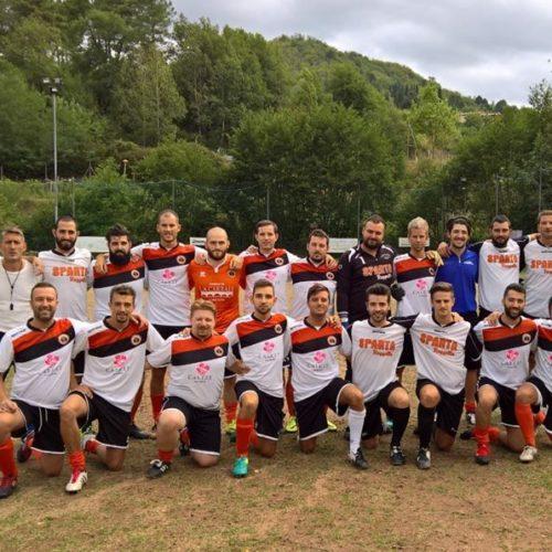 Sparta Reggello Maschile 2017