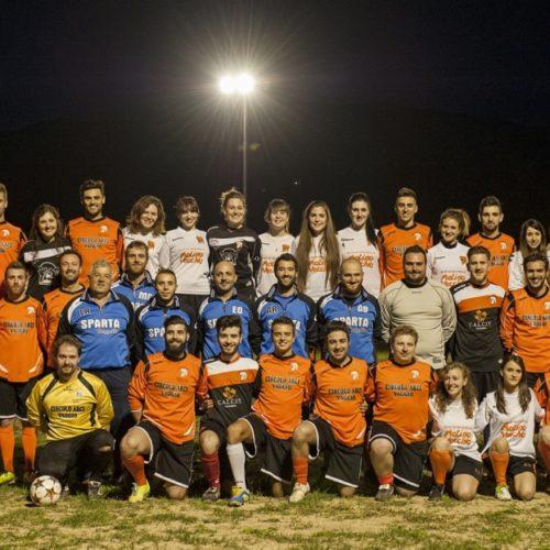 Sparta Reggello Maschile e Femminile 2014-2015